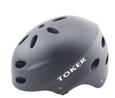 자전거헬멧  토커 블랙 중형