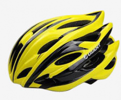 자전거 헬멧 옐로우 자이언트