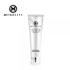 韩国 METROCITY 晶钻润颜洁面膏 洗面奶