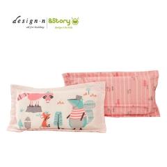 韩国 &story 森林王子抗菌防螨防过敏记忆棉枕 枕头 粉色