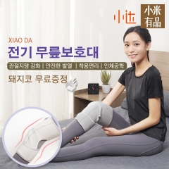 XIAO DA  전기 무릎보호대  관절지탱 강화 안전한 발열  착용편리 인체공학