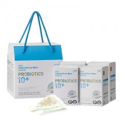 【进口保税】韩国ATOMY艾多美 益生菌(Probiotics10+)  300g
