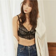 【进口保税】韩国Oh Lady欧蕾伊 伊莱娜胸罩 黑色 75B