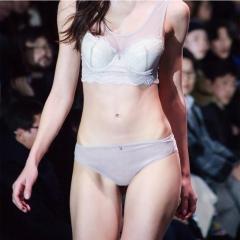 【进口保税】韩国Oh Lady欧蕾伊 卡蒂亚 三角内裤 灰色 90