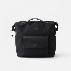 Practico Arte. hge 汉江迷你包黑色 小布车包 Brompton Mini Bag