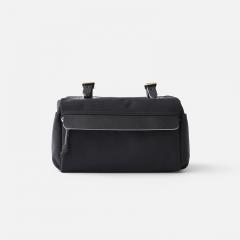 Practico Arte. hge 汉江座椅包 黑色 自行车小布座椅包 Saddle Bag 座椅