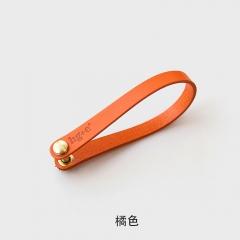 Practico Arte. hge 汉江小布杠杆 Brompton Lever Strap 橘色