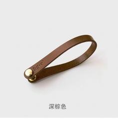 【预售-5天内发货】Practico Arte. Brompton Lever Strap 深棕色