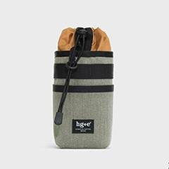 【预售-5天内发货】Practico Arte. Stem Bag 水瓶包 橄榄色