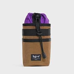 【预售-5天内发货】Practico Arte. Stem Bag 水瓶包 棕色
