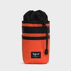 【预售-5天内发货】Practico Arte. Stem Bag 水瓶包 橘红色