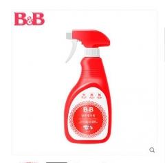 韩国保宁B&B 婴幼儿衣物强力杀菌斑点喷雾祛除剂