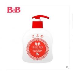 韩国保宁B&B 婴幼儿杀菌滋润保湿洗手液