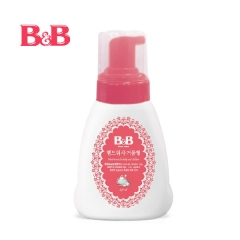 韩国保宁B&B 婴幼儿天然泡沫型保湿洗手液
