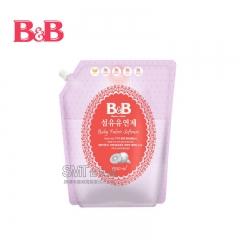 韩国保宁B&B 婴幼儿 纤维柔顺剂-柠檬西柚 替换装