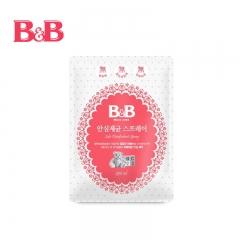韩国 保宁B&B安心除菌清洗剂/bb消毒液/消毒喷雾