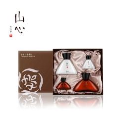 韩国 SANSIM-- 山心男士护肤礼盒