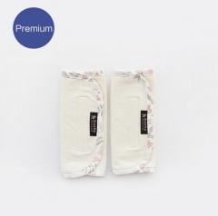 【自营】韩国正品直邮Borny婴儿围嘴婴儿背带可用口水巾 可可兔