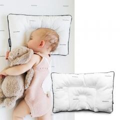 韩国进口DONO&DONO小孩人体工程学枕低枕防偏头0-3岁儿童枕头透气