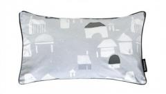 韩国原装进口正品DONO&DONO多乐婴儿儿童床品空气枕头枕芯+枕套 房子