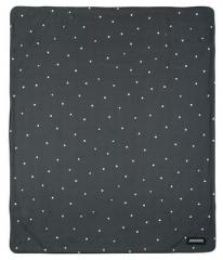 韩国原装进口DONO&DONO多乐新生儿婴儿儿童北欧风四季被棉盖毯子 黑色