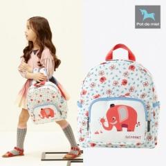 韩国正品 Pot de miel儿童双肩背包男童女童儿童书包幼儿园小学生 小象 均码