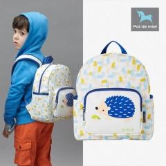 韩国正品 Pot de miel儿童双肩背包男童女童儿童书包幼儿园小学生 刺猬 均码
